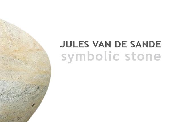 Jules van de Sande - Symbolic Stone